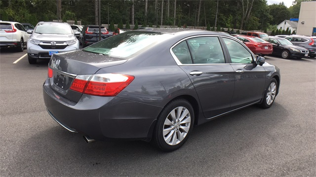 Captivating Pre Owned 2013 Honda Accord EX L